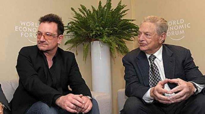 Soros e Bono nei nuovi Panama Papers, denaro senza frontiere