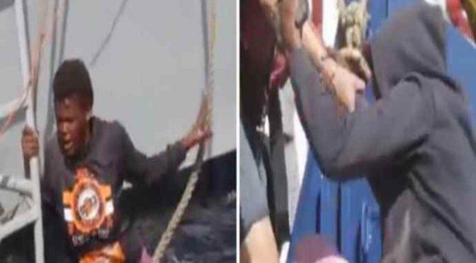 Clamorosa bufala Tg Rai: si inventano naufragio clandestini – VIDEO