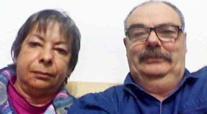 """Coppia di invalidi: """"Non possiamo vivere con 500 euro di pensione"""""""
