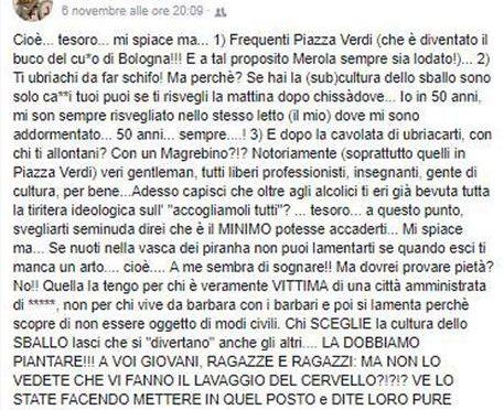 Purghe: Don Guidotti cacciato da Facebook
