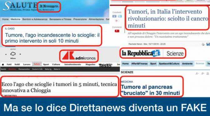 DirettaNews replica al linciaggio mediatico, e svergogna i giornali