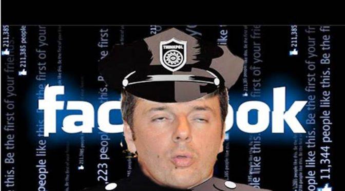 Facebook oscura Forza Nuova, irraggiungibile profilo ufficiale leader