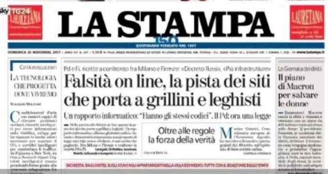 """""""Inchiesta sulla vendita Milan"""", una fake news elettorale della Stampa"""