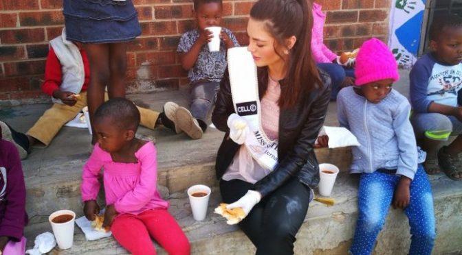 Miss Universo 2017 è Sudafricana e amante dell'igiene