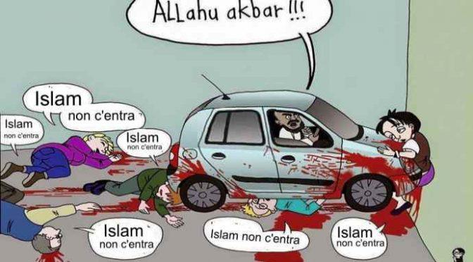 Francia e GB, invase da islamici bombardano la Siria