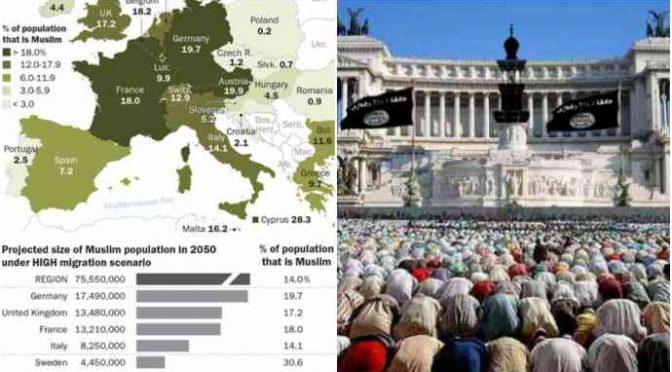 """Migrante: """"Voi italiani dovete morire tutti"""""""