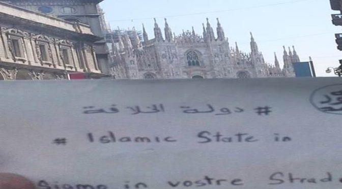 Almeno 11 miliziani Isis sono rientrati in Italia, vengono 'monitorati'