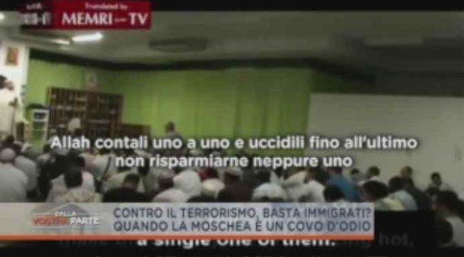 """Moschee covi di odio, cosa preparano: """"Diventerete tutti islamici o morirete"""""""