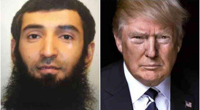 """Trump su islamico NY: """"Un animale, lo mando a Guantanamo"""""""