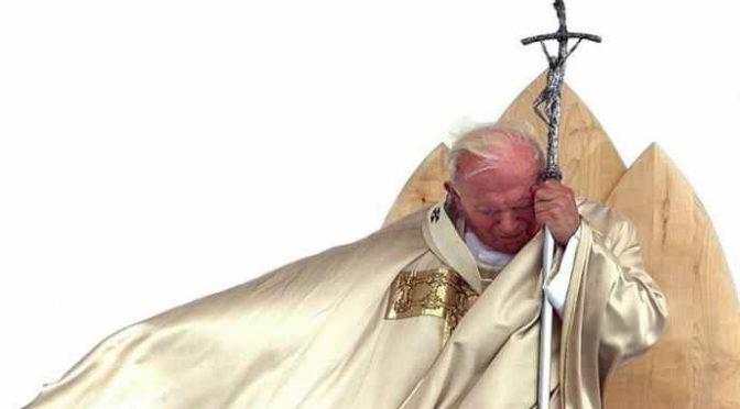 """Con ddl Zan finirebbe in galera anche Giovanni Paolo II: """"No ai matrimoni gay"""" – VIDEO"""