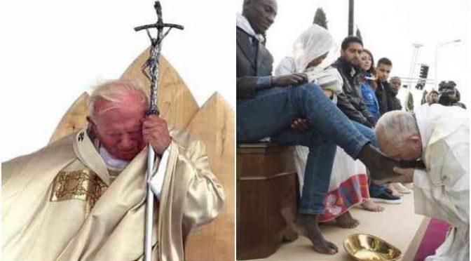 Roma, Parroci in rivolta contro Bergoglio: 90% rifiutano profughi