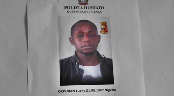 Arrestato Profugo spacciatore: 50 mila euro di cocaina pura in casa