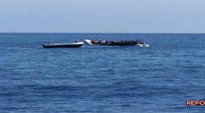 Nuovo video incastra Ong: contatto con scafisti libici – VIDEO