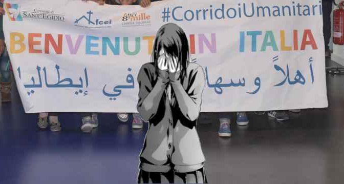 Si fida di migrante, lui la stupra nell'androne: il dramma di una ragazzina a Roma