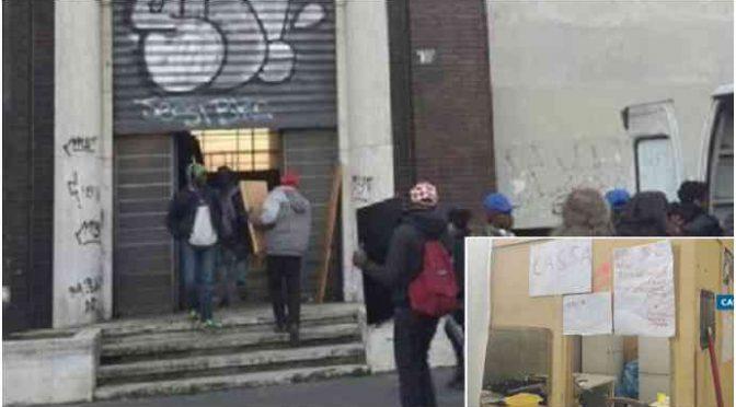 Milano, centri sociali gestiscono ristorante abusivo per immigrati
