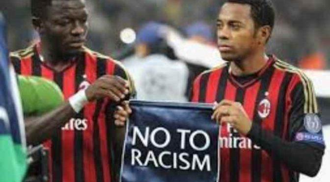 United-Milan, milionari in ginocchio per i terroristi Black Lives Matter