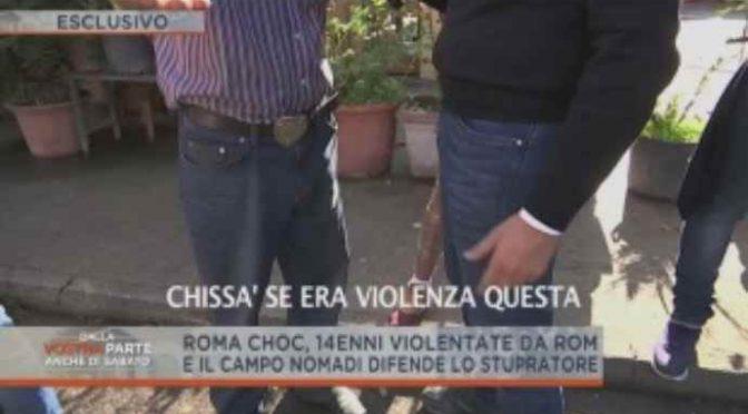 """Roma, gente chiede vendetta: """"Radiamo al suo il campo degli stupratori"""""""