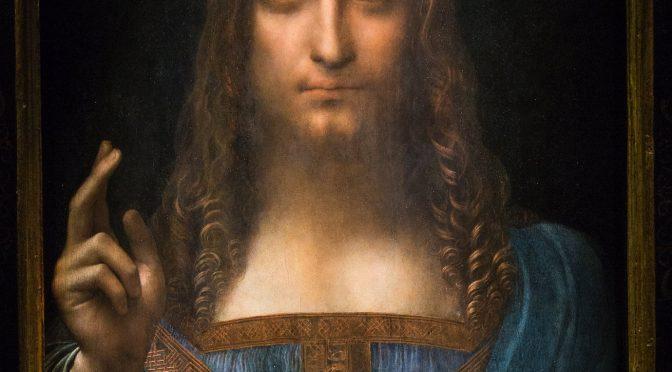 """Salvator Mundi"" di Leonardo venduto per 450 milioni"