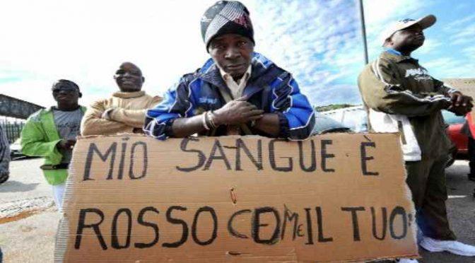 Africano insulta arbitro: «Sporco italiano, non voglio sporcare mio sangue col tuo»