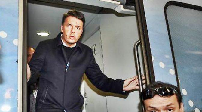 Il treno di Renzi travolge e uccide una donna a Viterbo
