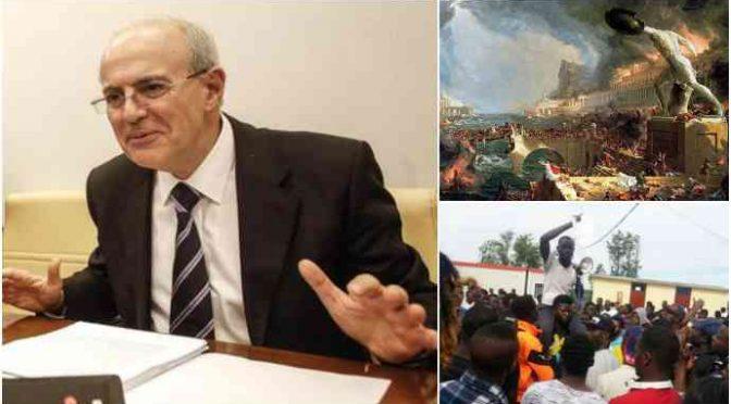 ZUCCARO SEQUESTRA NAVE ONG SPAGNOLA CHE HA 'RUBATO' CLANDESTINI AI LIBICI