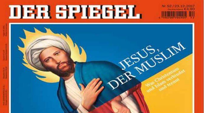 """Per diversi media europei Gesù è """"islamico"""""""