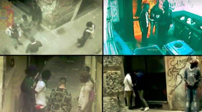 Retata contro spacciatori a Genova: arrestati 23 profughi – VIDEO