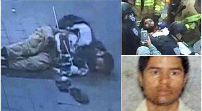 Ny: attentatore islamico ha scelto stazione per poster Natale