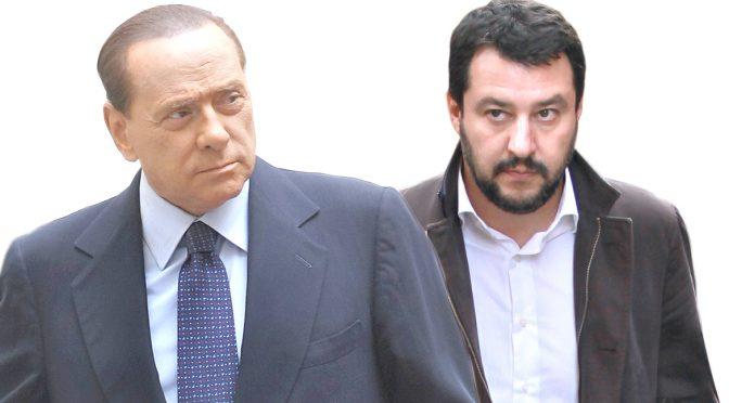 """Berlusconi: """"Legge contro assassini e pedofili è un puntiglio di Salvini"""""""
