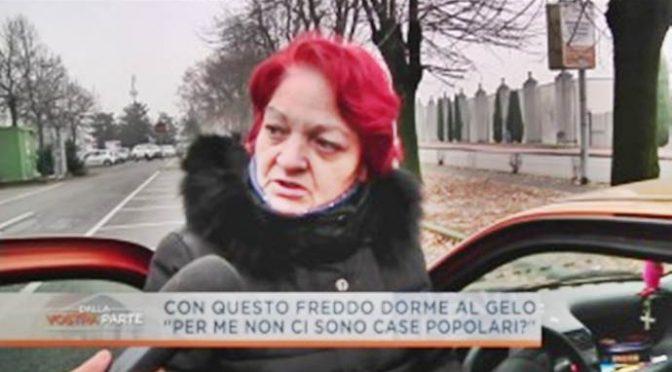 Maria passerà il terzo Natale in auto, profughi nella 'sua' casa – VIDEO