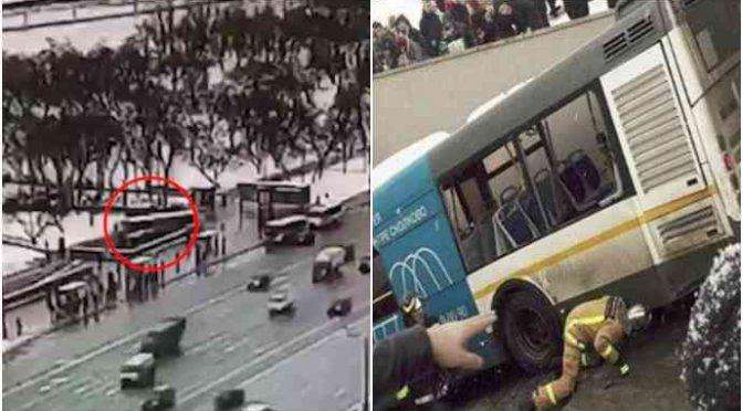 Mosca: si fa strada ipotesi terrorismo islamico – VIDEO