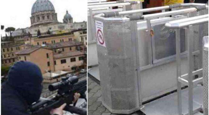 Allarme terrorismo a Roma: si cerca furgone rubato