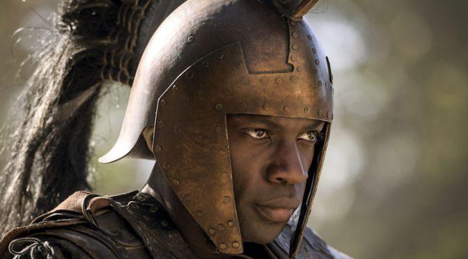 Questo è il pelide Achille, per la BBC: Omero si rivolta nella tomba