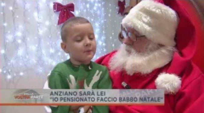 Babbo Natale è in pensione, e non arriva a fine mese – VIDEO