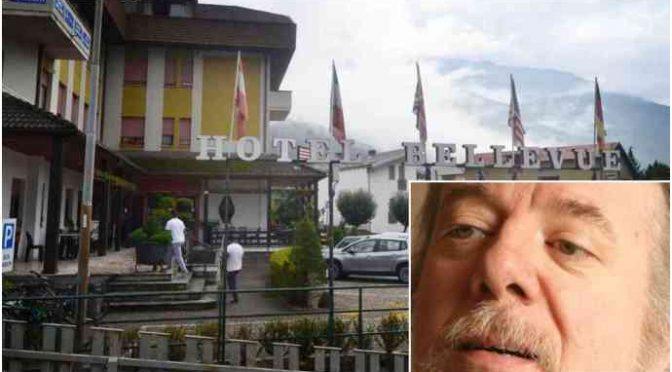 Profughi spacciatori e droga nell'hotel Bellevue del signor Salvi