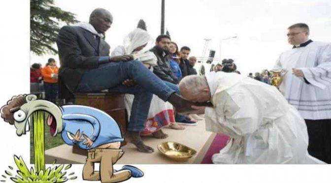 Fedeli bocciano Bergoglio: record di contrari a Immigrazione e Islam