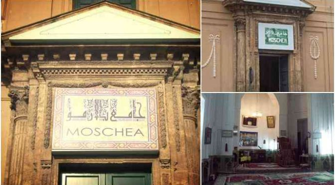 Italia islamizzata: 3 Chiese trasformate in Moschea