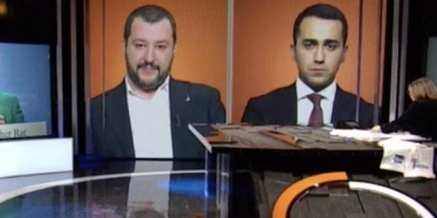 E' FATTA: ACCORDO LEGA-M5S SU GOVERNO