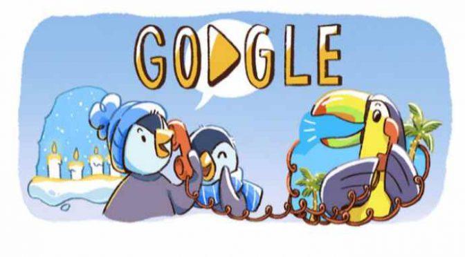 Google cancella il Natale cristiano, nessun doodle dedicato
