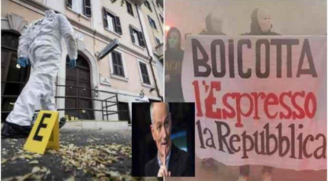 Bomba contro i carabinieri, Gabrielli delira: è piu' grave manifestazione di FN contro Repubblica