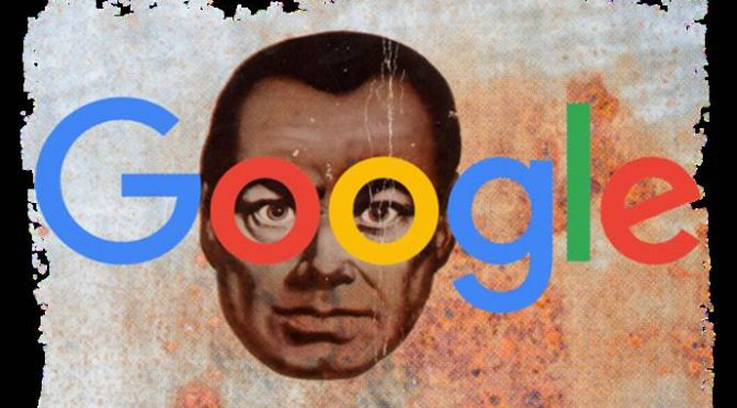 """The Good Censor"", il piano di Google per censurare gli utenti"