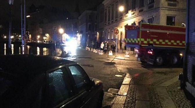 SVEZIA: ISLAMICI ATTACCANO SINAGOGA CON BOMBE MOLOTOV