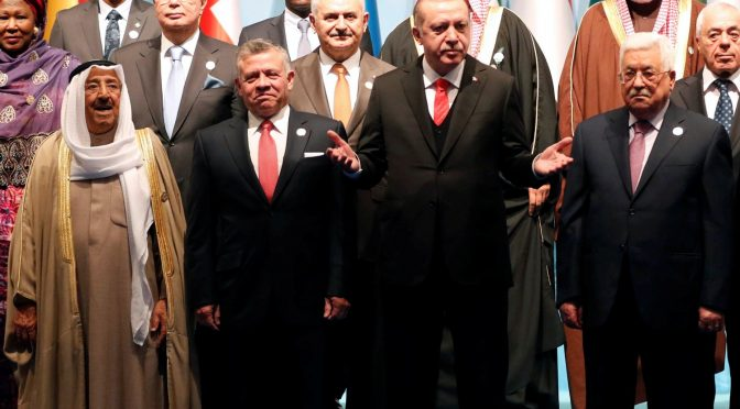 """Paesi islamici contro la Storia: """"Gerusalemme capitale della Palestina"""""""