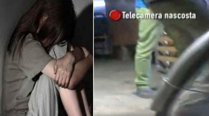 La ragazzina italiana stuprata per 30 ore da 3 migranti