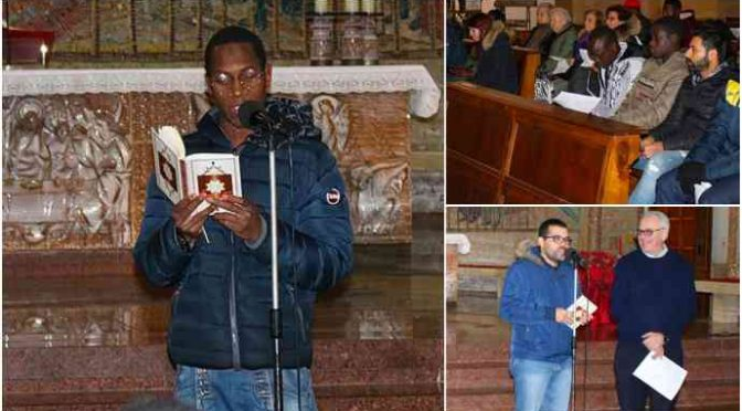 Taranto, chiesa diventa moschea per un giorno: veglia islamica