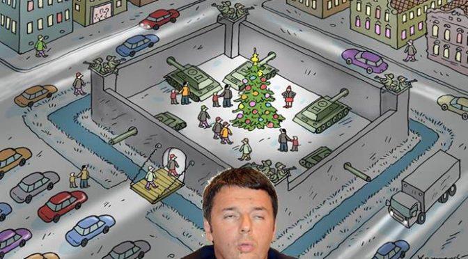 """Natale sotto attacco: """"Per non turbare migranti"""" – VIDEO"""