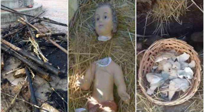 Attacco al Natale: Presepi incendiati e decapitazioni in tutta Italia