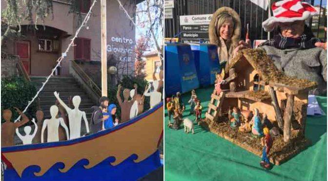 Gesù è ostaggio dei clandestini, Lega lancia Presepe tradizionale