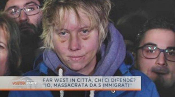 "Ferrara, parla vittima picchiata da 5 immigrati: ""Chi ci difende?"" – VIDEO"
