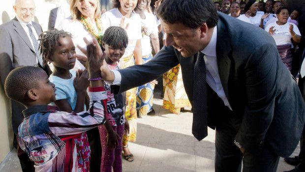 Troppi immigrati, chiude la scuola multietnica visitata da Renzi